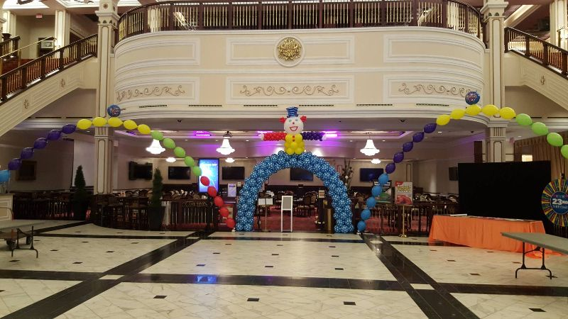 Walk Thru Archways by Balloon Empire